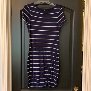 Marc New York Nautical striped dress.
